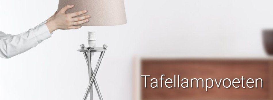 Tafellampvoeten