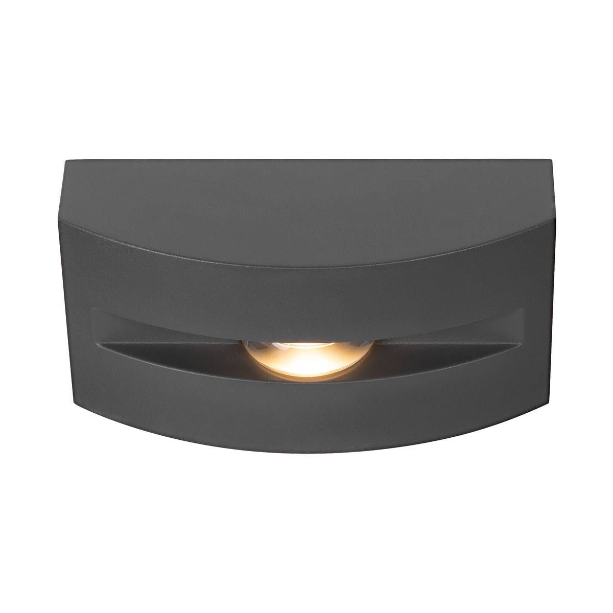 SLV buiten wandlamp Out-Beam Frame cw - antraciet