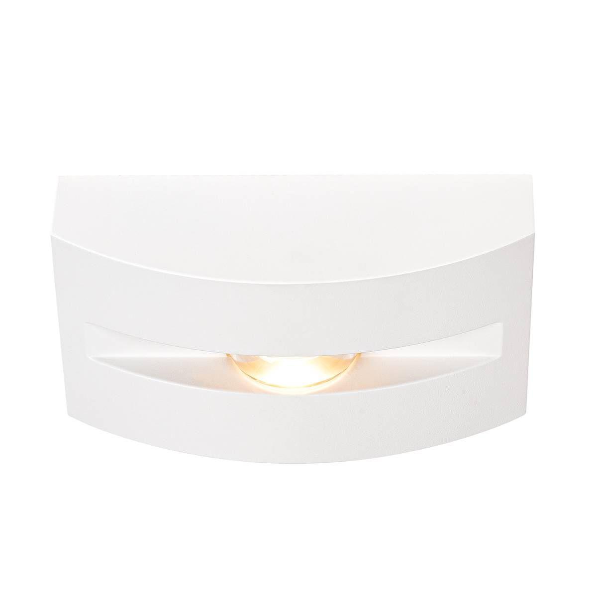 SLV buiten wandlamp Out-Beam Frame cw - wit