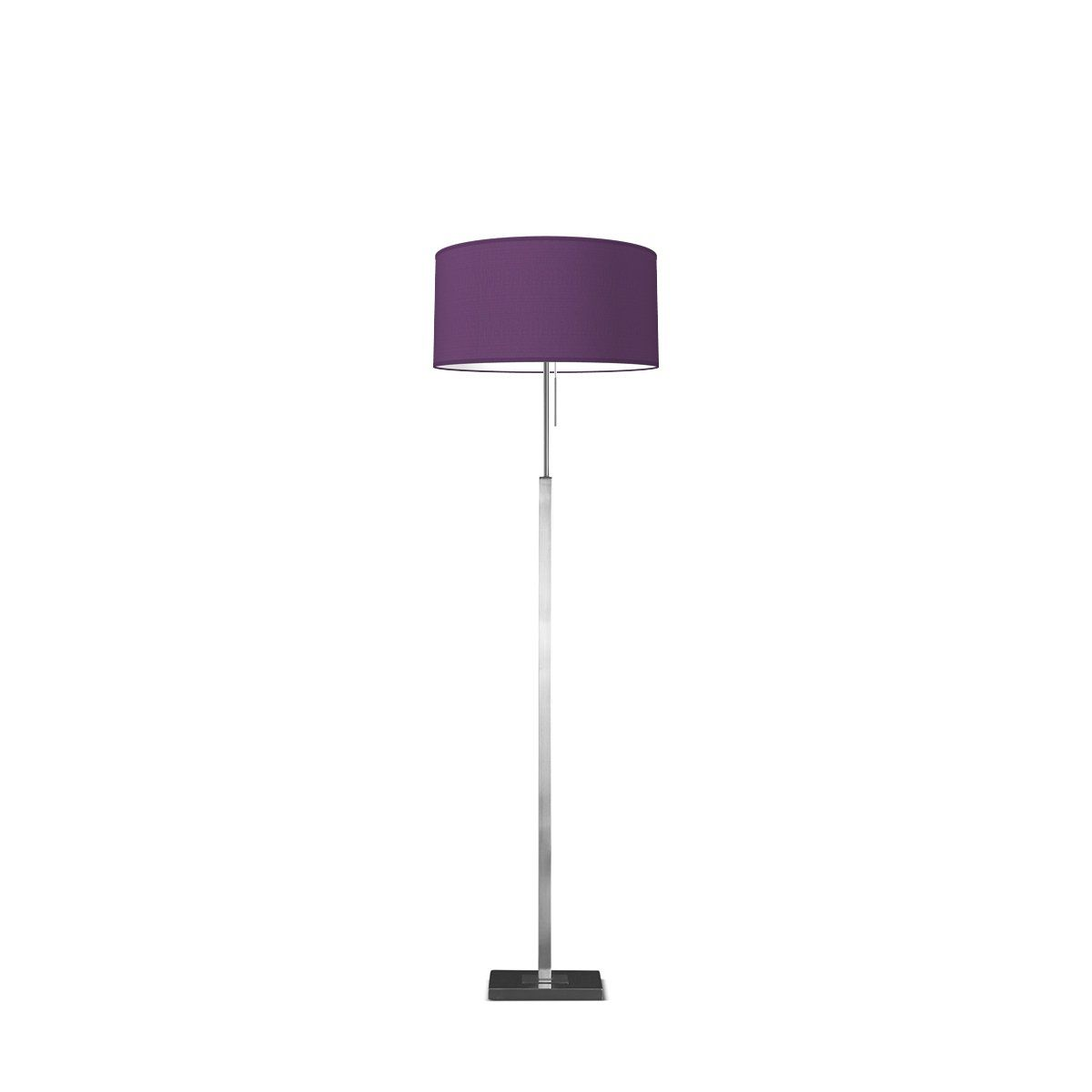 vloerlamp Pull bling Ø 50 cm - paars