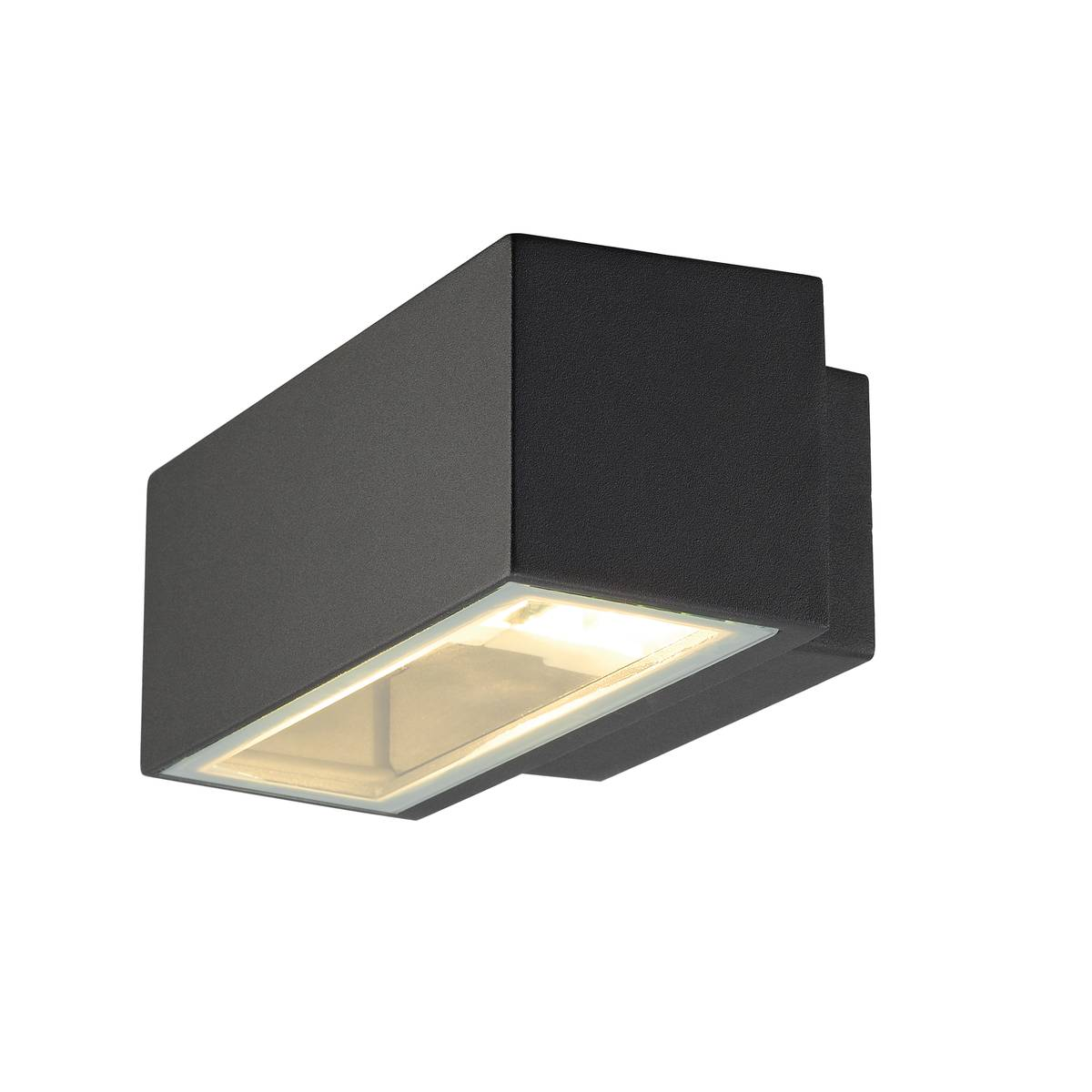 SLV buiten wandlamp Box R7S - antraciet