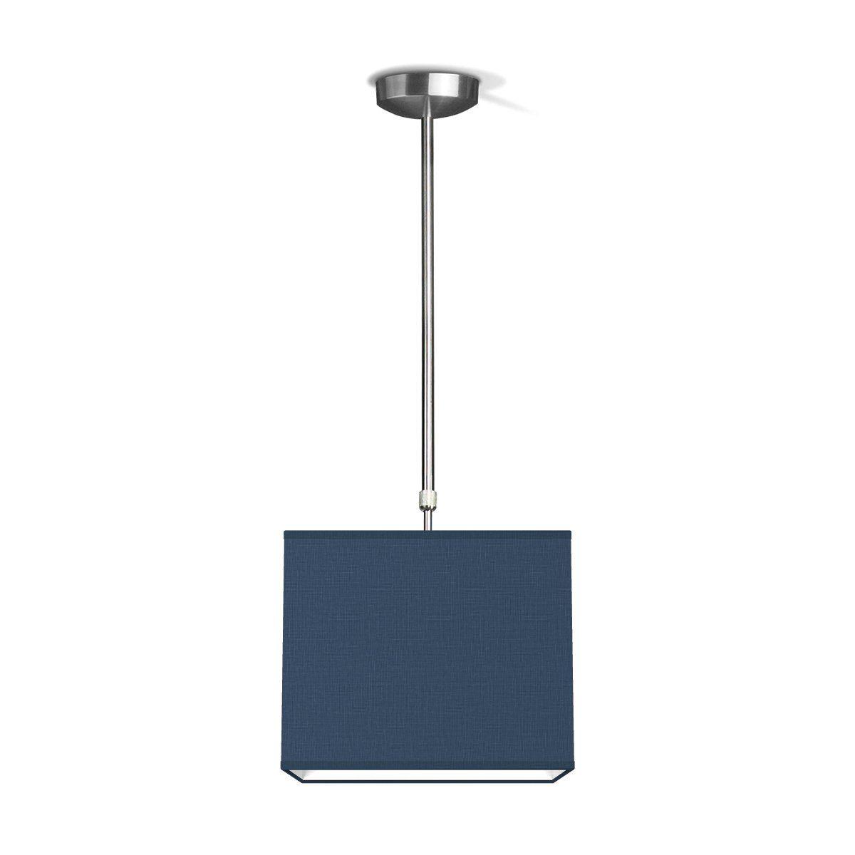 hanglamp fix block ↔ 30 cm - blauw
