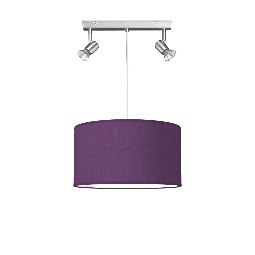 hanglamp oya bling Ø 40 cm - paars