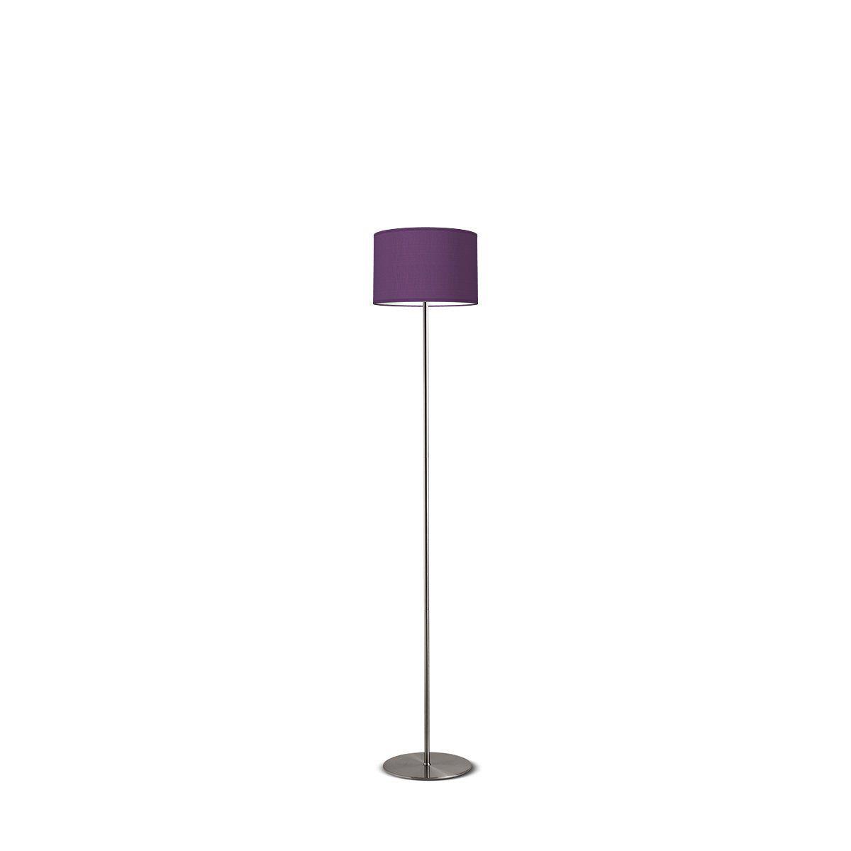 vloerlamp Lift ↕ 138 cm - mat staal