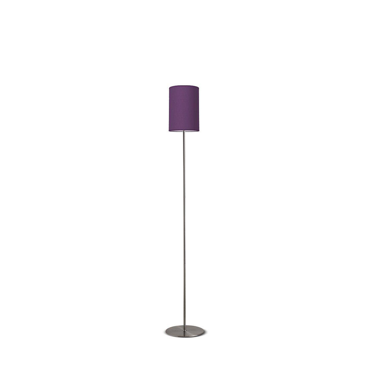 vloerlamp Lift tube 20 vloerlamp - paars