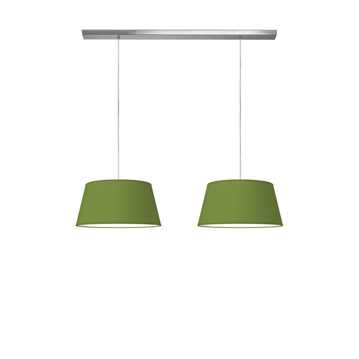 Home sweet home lampenkap Vino Ø 45 cm - groen