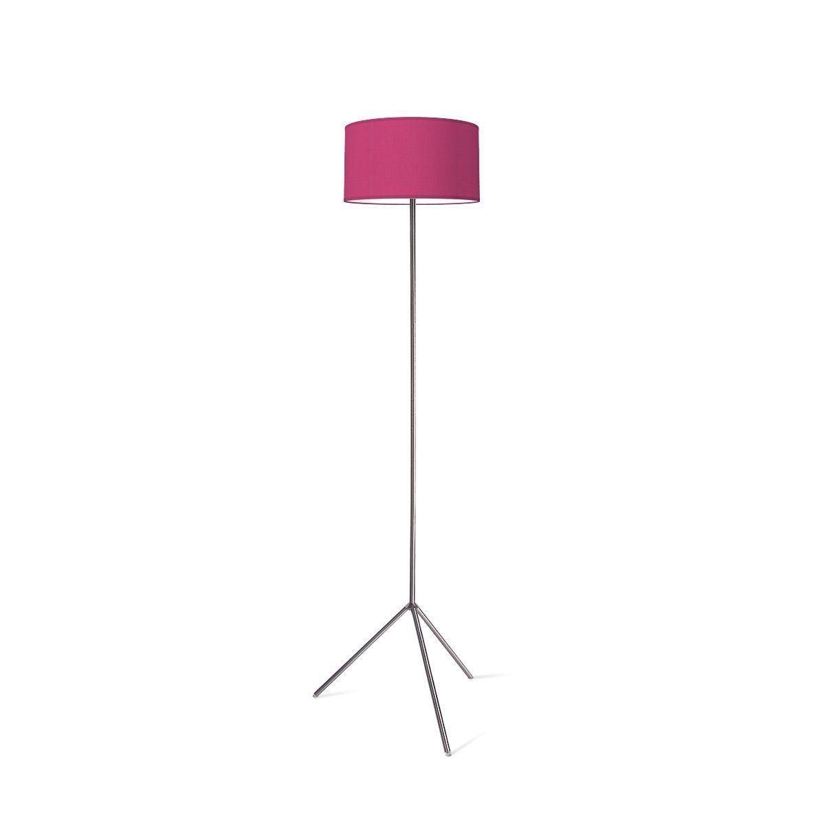 Home sweet home vloerlamp karma bling Ø 40 cm - roze