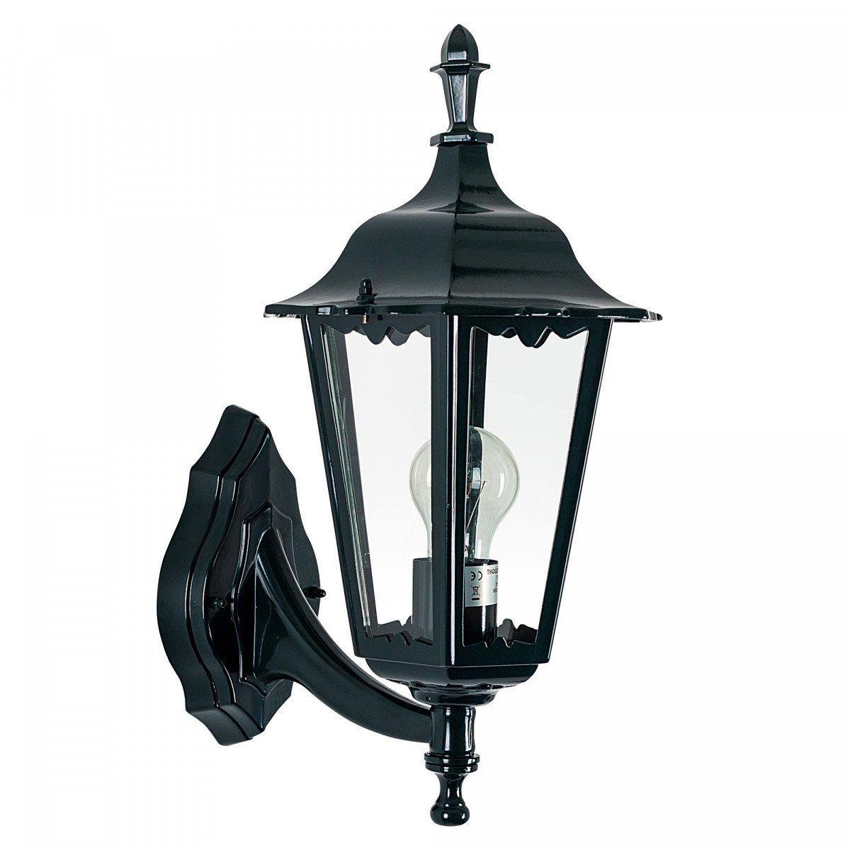 KS Verlichting staand buiten wandlamp Ancona - groen/zwart