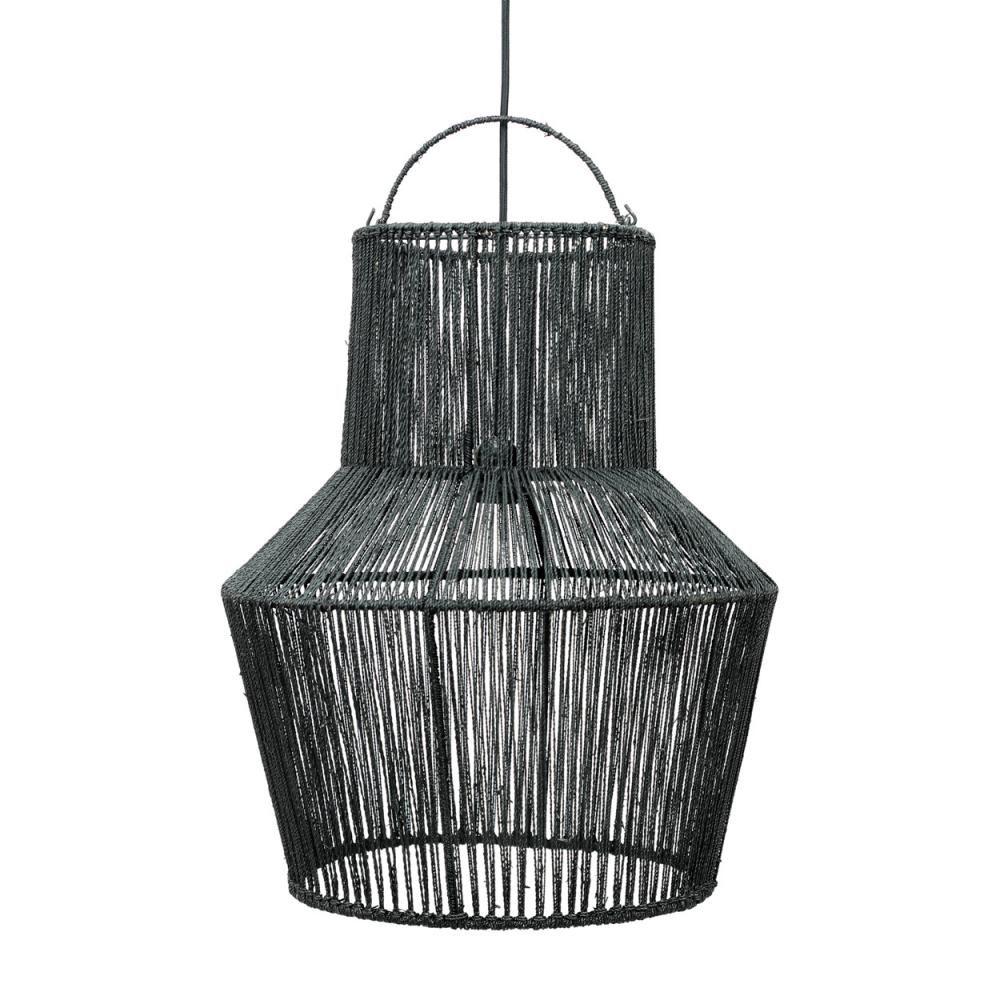 Bazar Bizar - The Jarron - hanglamp - zwart