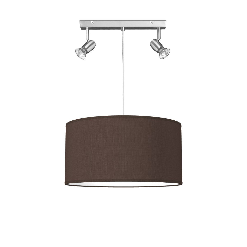 hanglamp oya bling Ø 45 cm - bruin