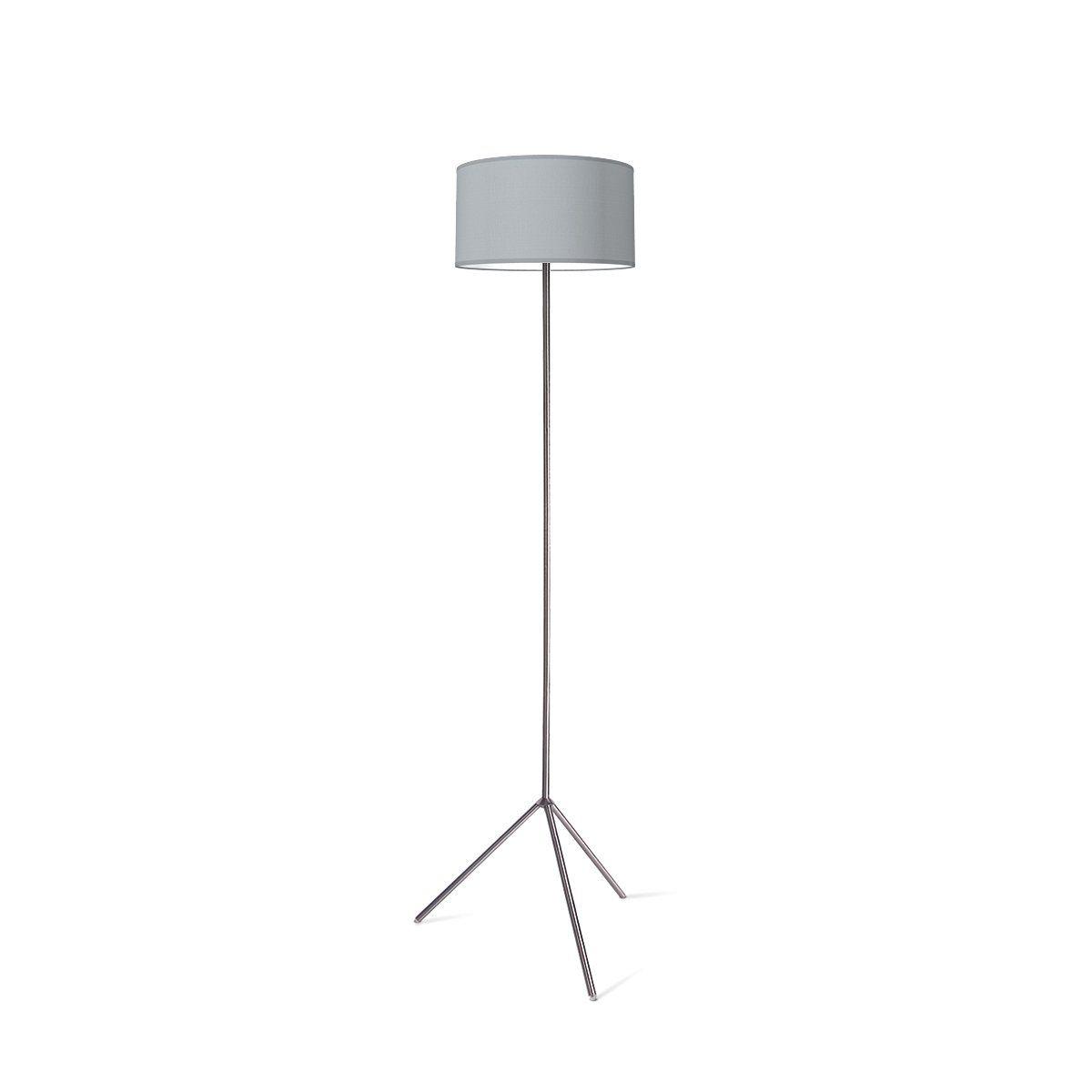 vloerlamp Karma Bling Ø 40 cm - lichtgrijs