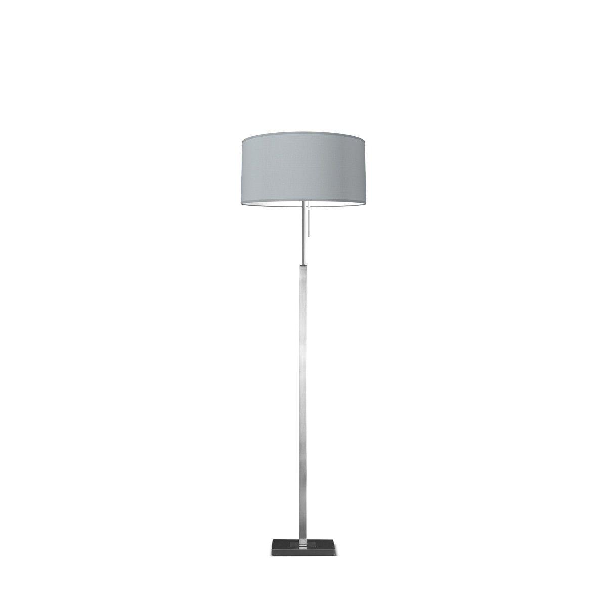 vloerlamp Pull bling Ø 50 cm - lichtgrijs
