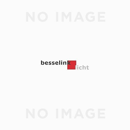 White Label Living vitrinekast Damian Low - antraciet / bruin