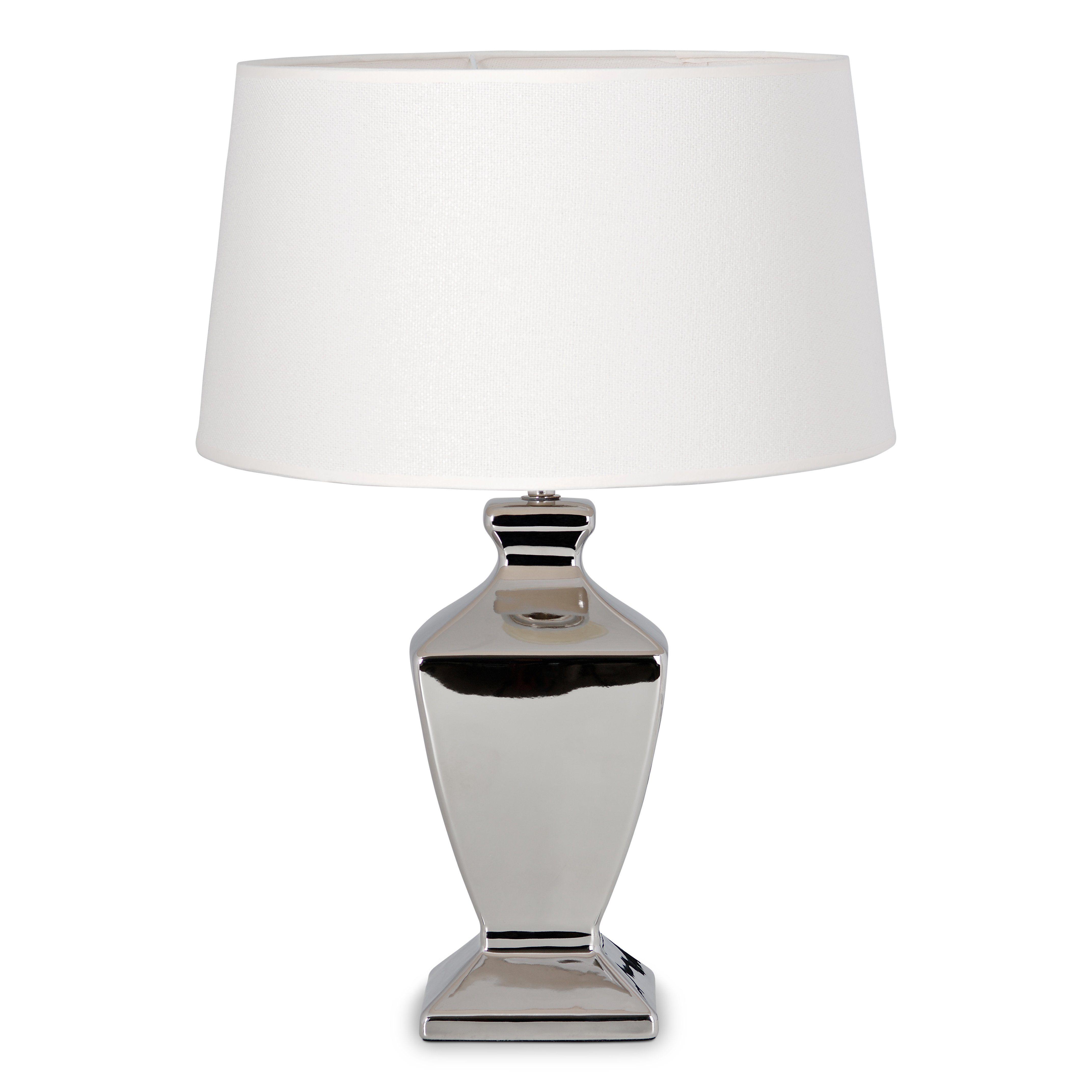 Home sweet home tafellamp Class met lampenkap Melrose - warmwit