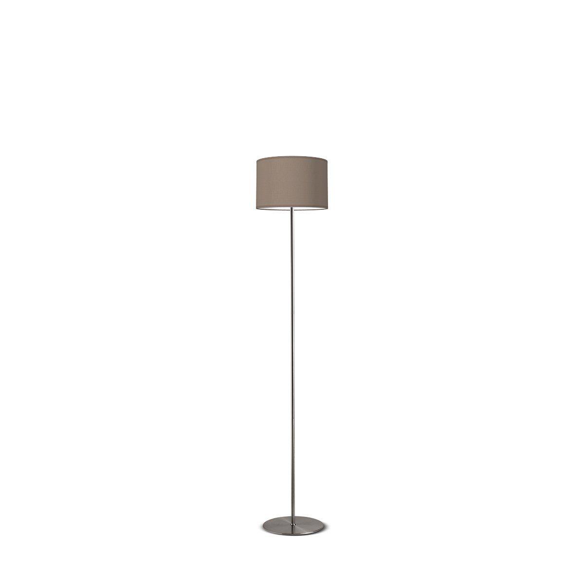 vloerlamp lift bling Ø 30 cm - taupe