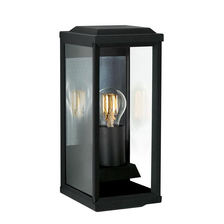 KS Verlichting buiten wandlamp Gooi Klein - zwart