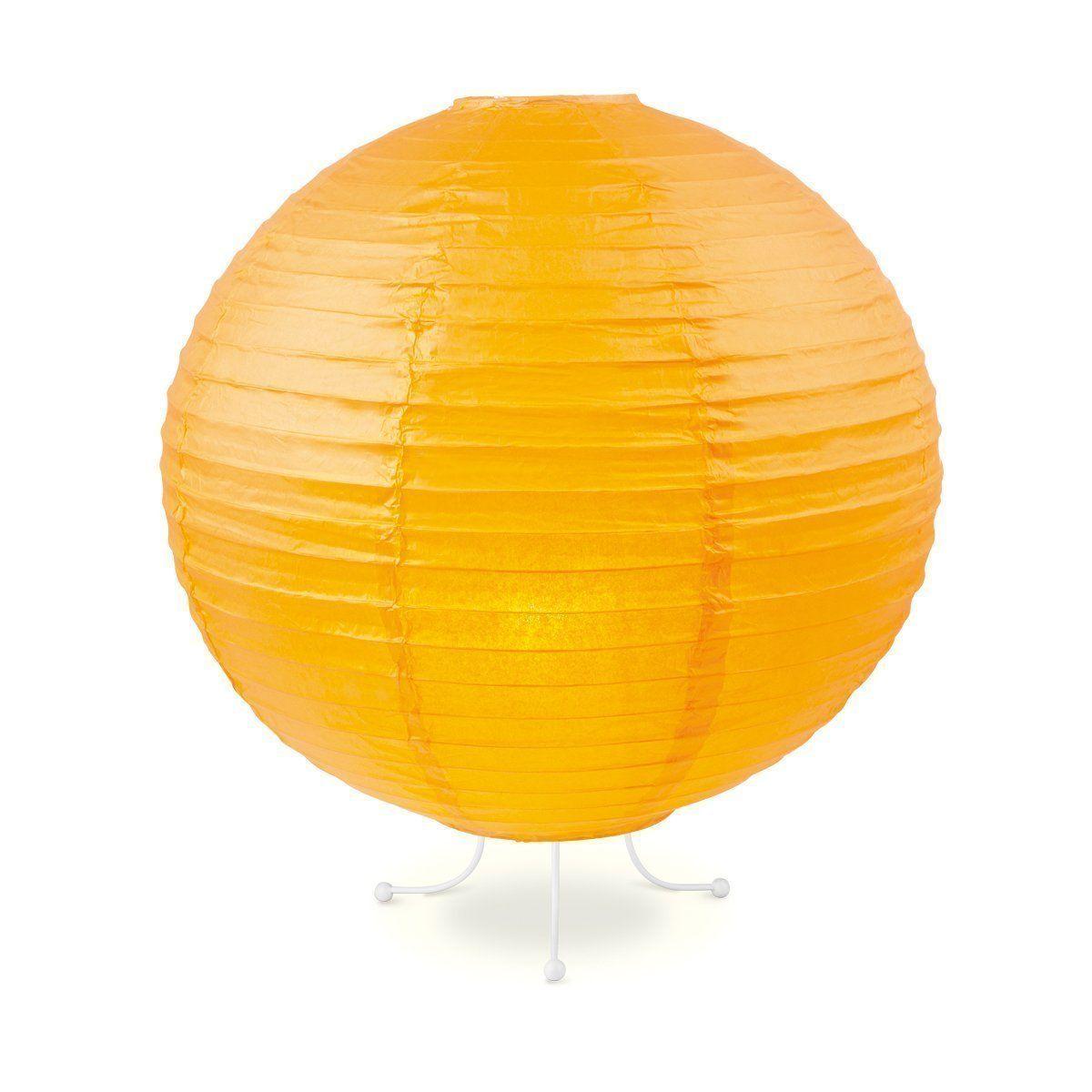 Home sweet home lampenkap Lampion Ø 40 cm - oranje