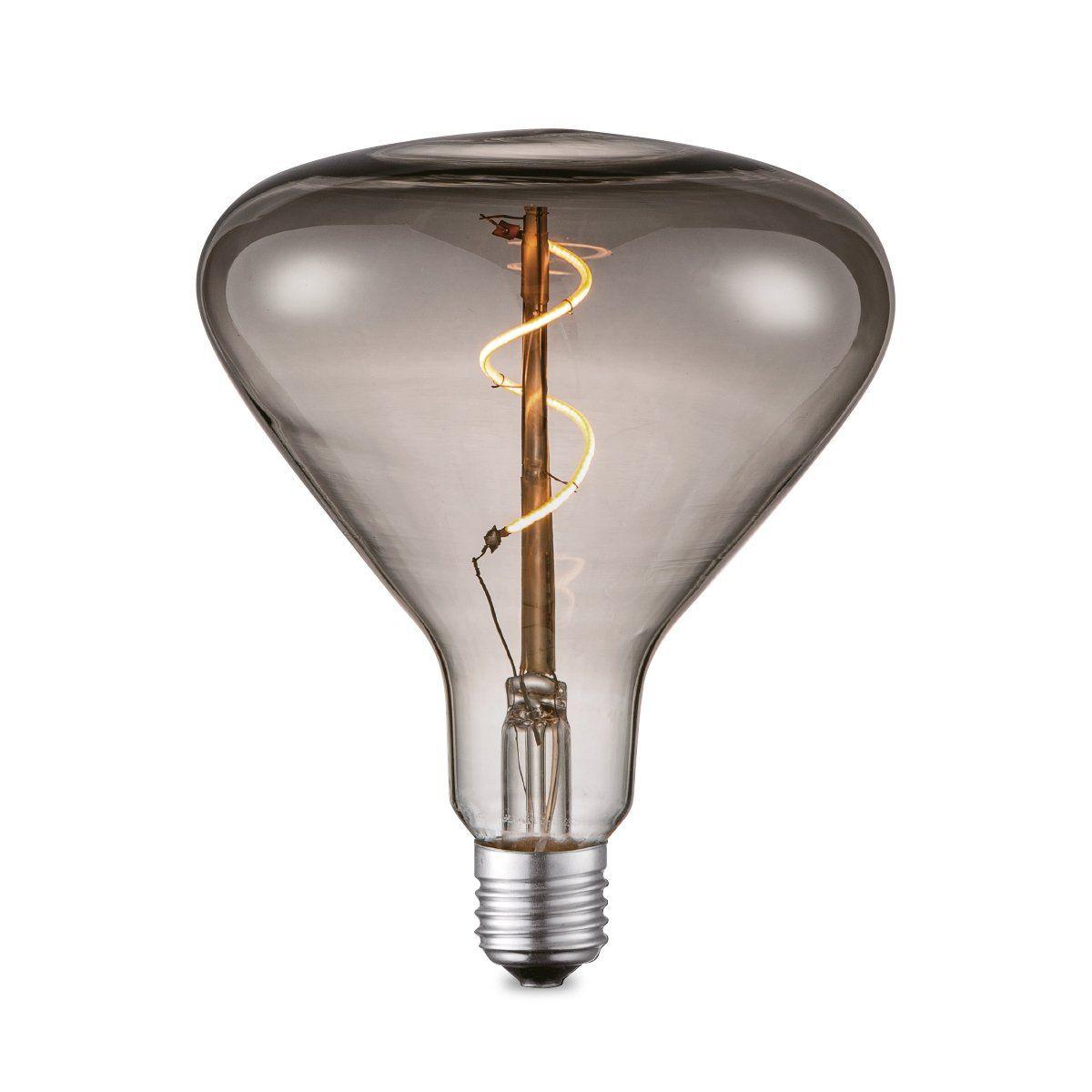 Home sweet home LED lamp Flex E27 3W 90Lm 2200K dimbaar - smoke