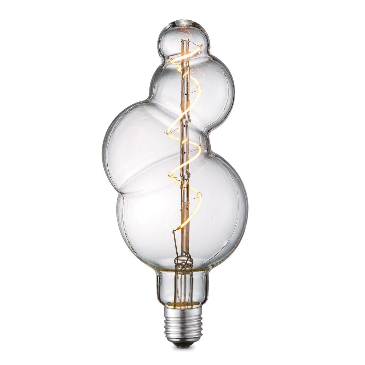 Home sweet home LED lamp Bubble E27 4W 160Lm 2200K dimbaar - helder