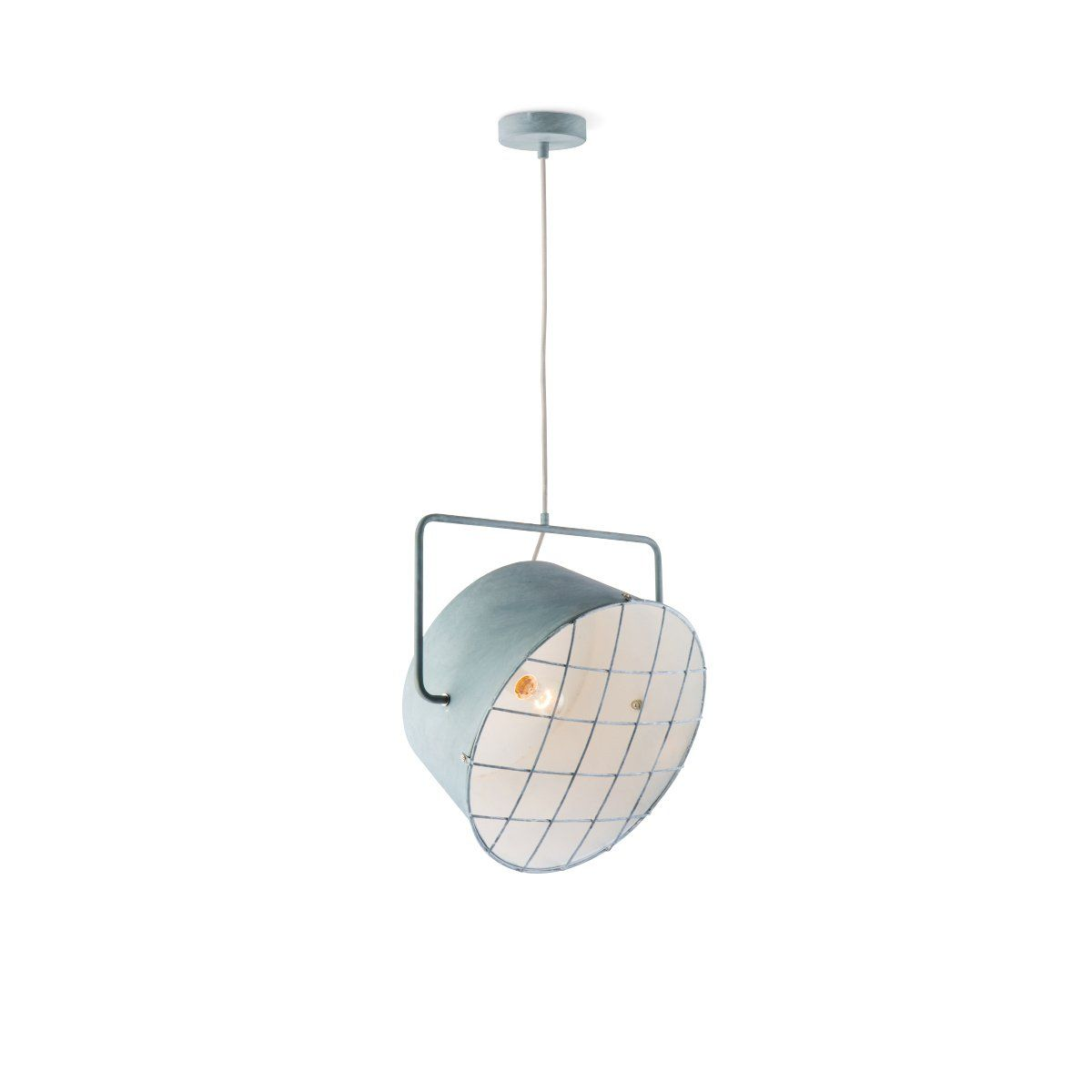 Home sweet home hanglamp Clemento - Beton