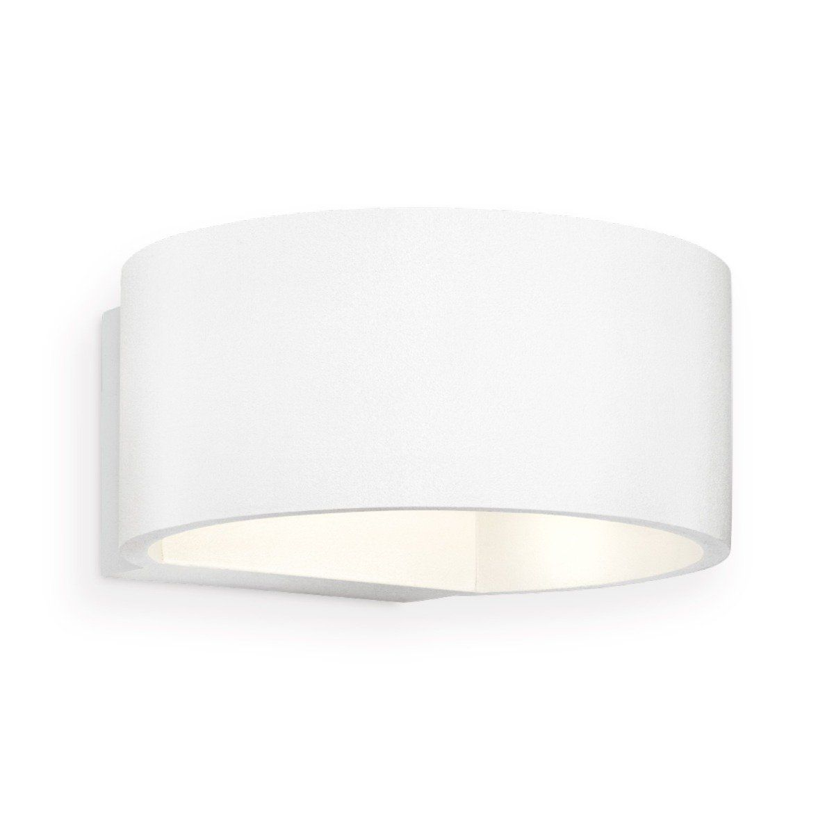 Home sweet home LED wandlamp Lounge � 13,4 cm - wit