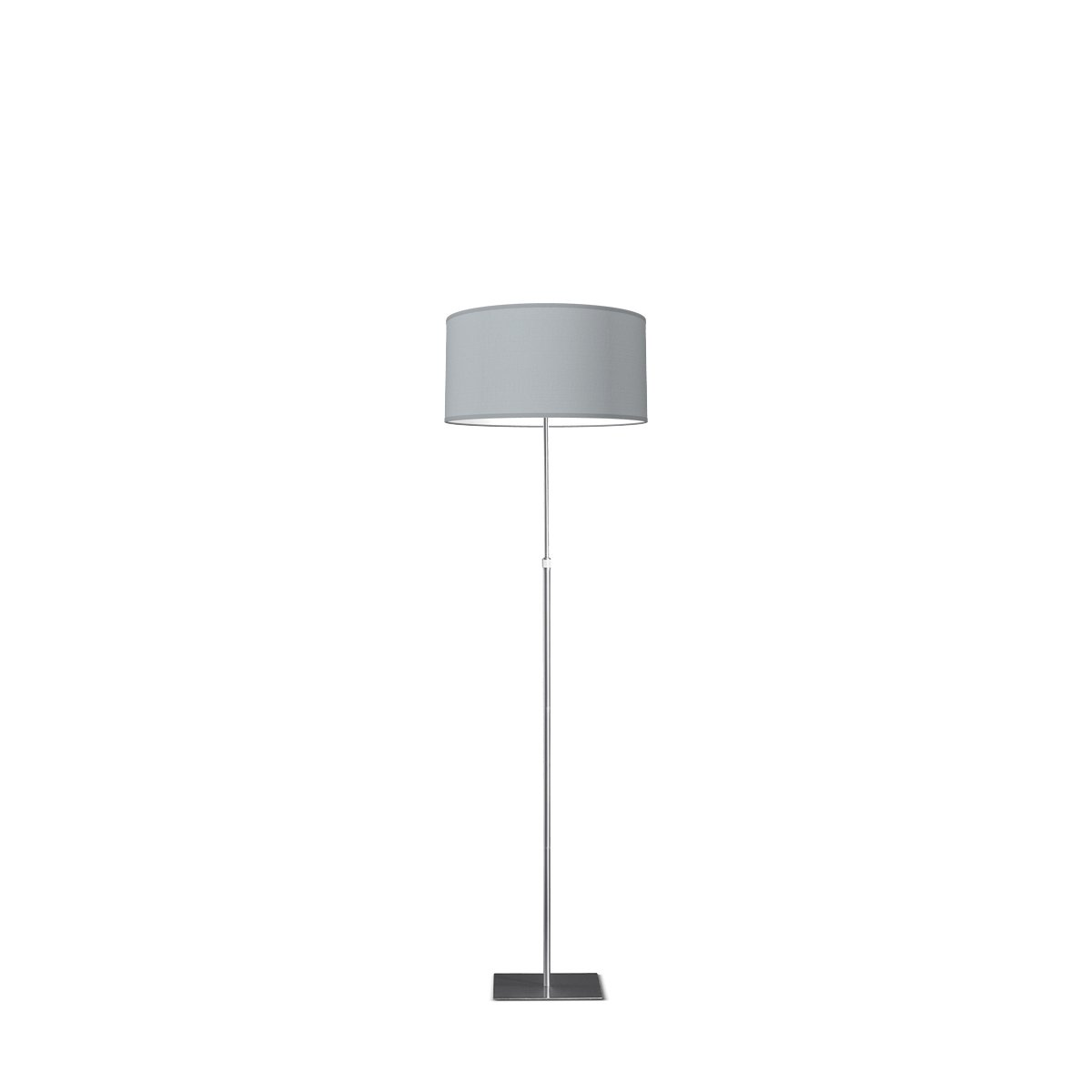 HOME SWEET HOME vloerlamp bobo bling Ø 45 cm - Light grey