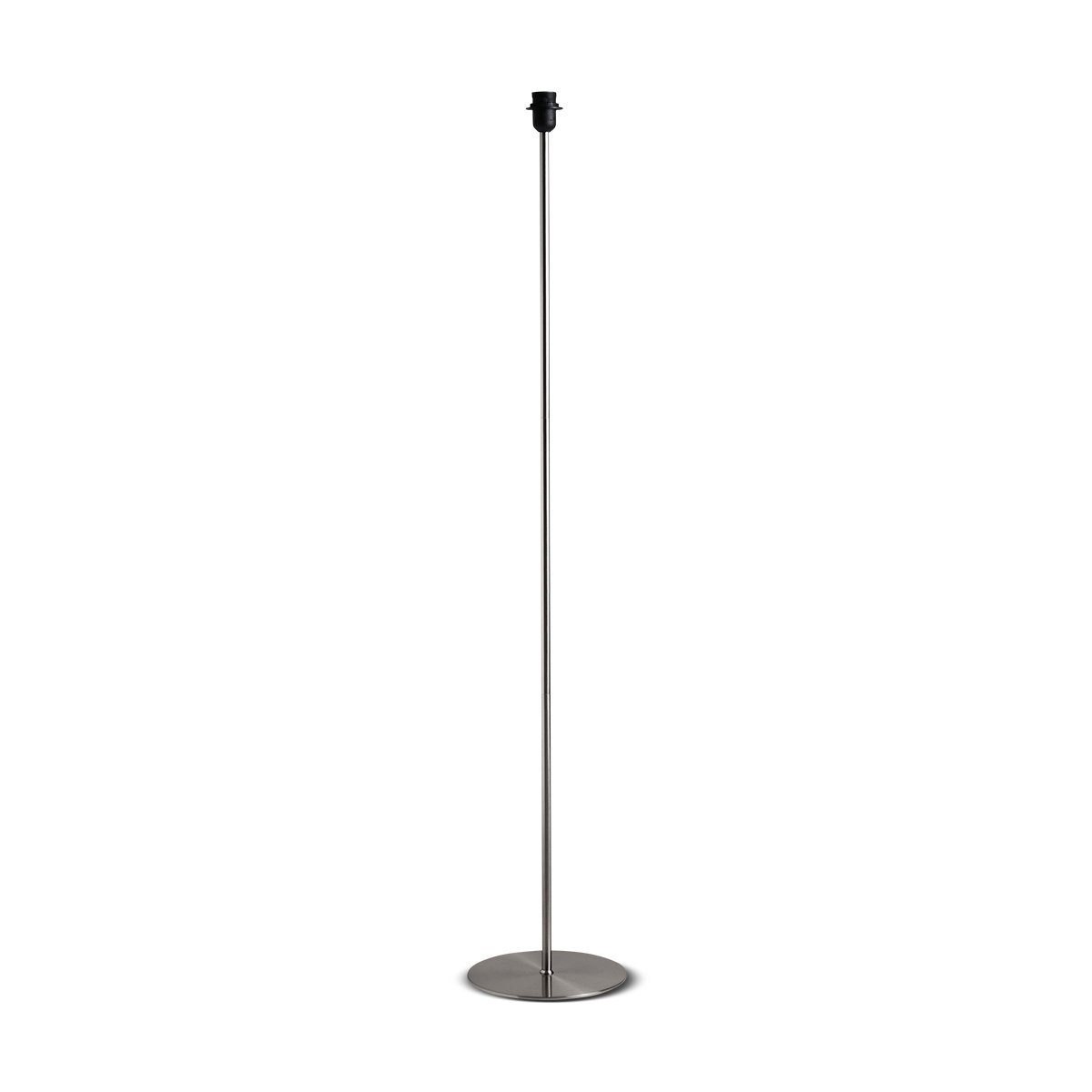 HOME SWEET HOME vloerlamp lift ↕ 138 cm mat staal