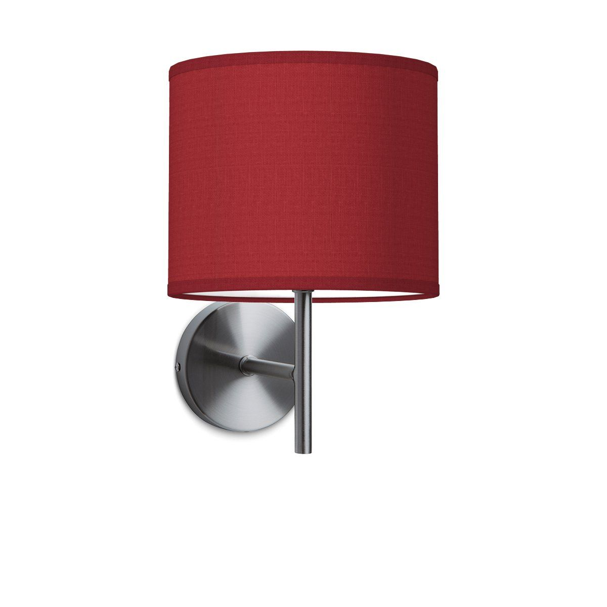 HOME SWEET HOME wandlamp mati bling Ø 20 cm - Pompeian red