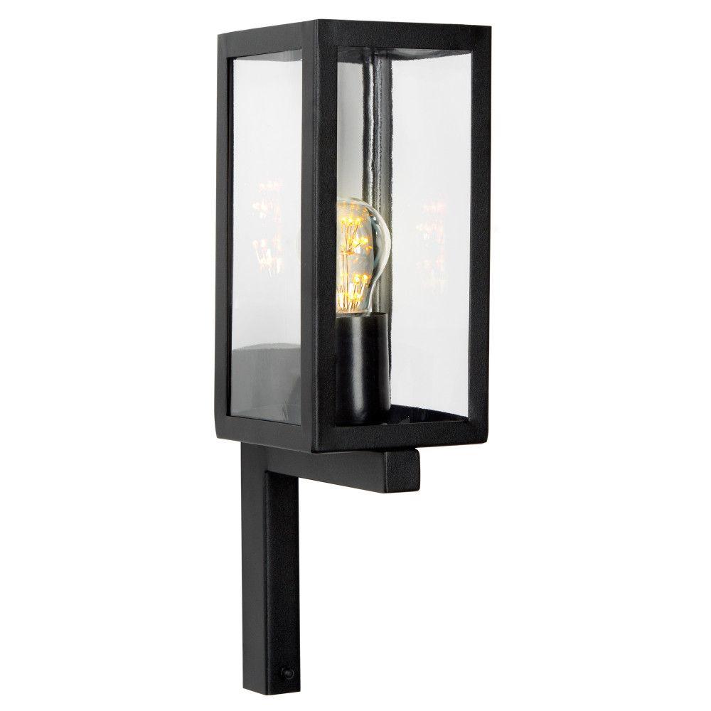 KS verlichting buiten wandlamp - Huizen - zwart