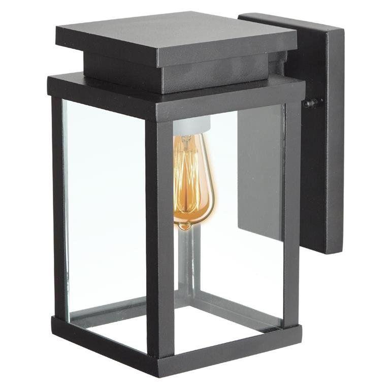 KS Verlichting buiten wandlamp Jersey Middel - zwart