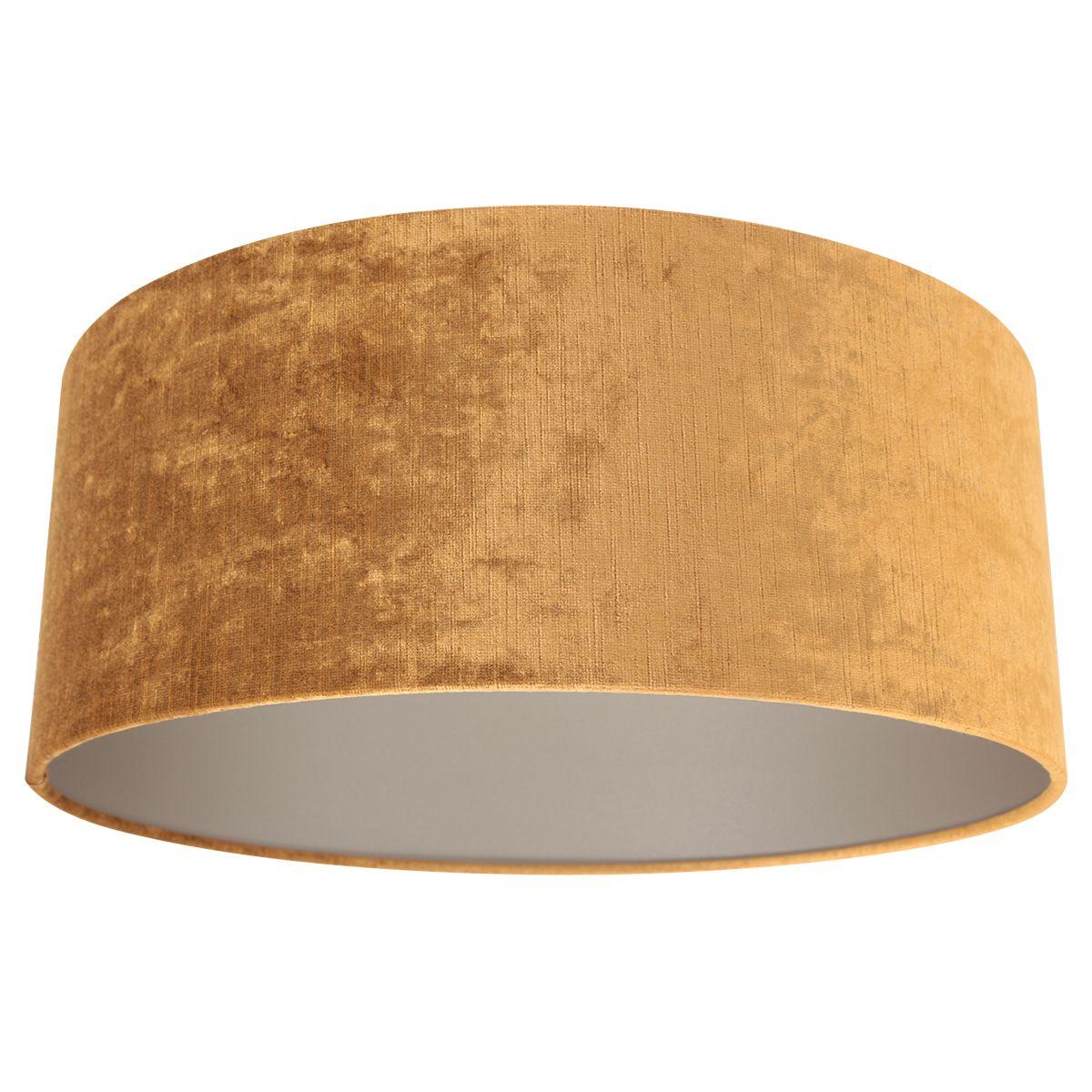 Steinhauer - Kap - lampenkap Ø 50 cm - velours goud