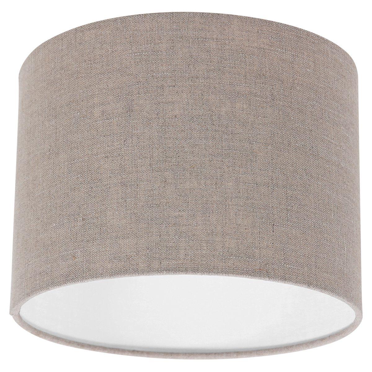 Steinhauer - Kap - lampenkap Ø 20 cm - linnen grijs