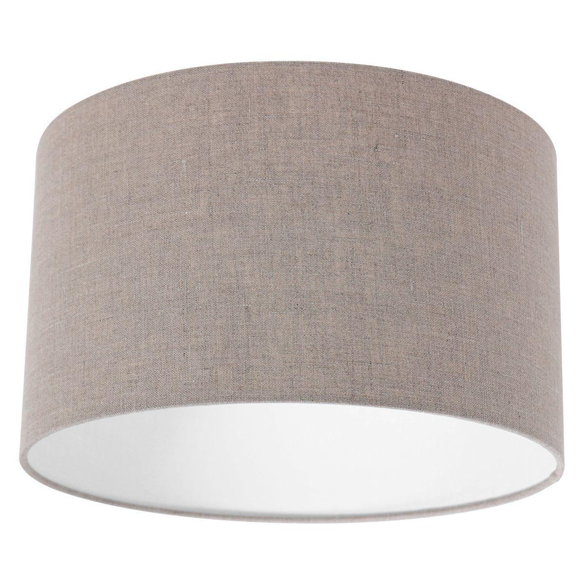 Steinhauer - Kap - lampenkap Ø 30 cm - linnen grijs