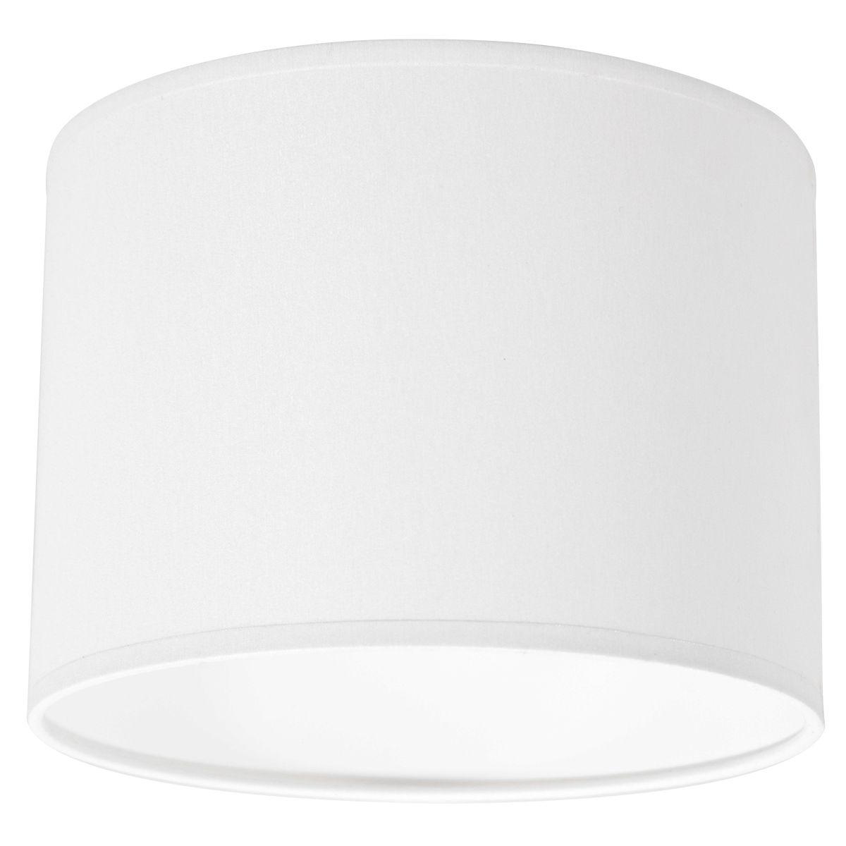 Steinhauer - Kap - lampenkap Ø 30 cm - wit chintz