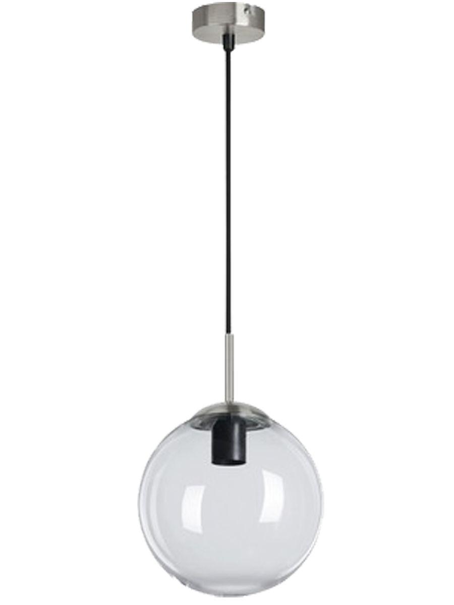 Light depot hanglamp Rond E27 - helder glas