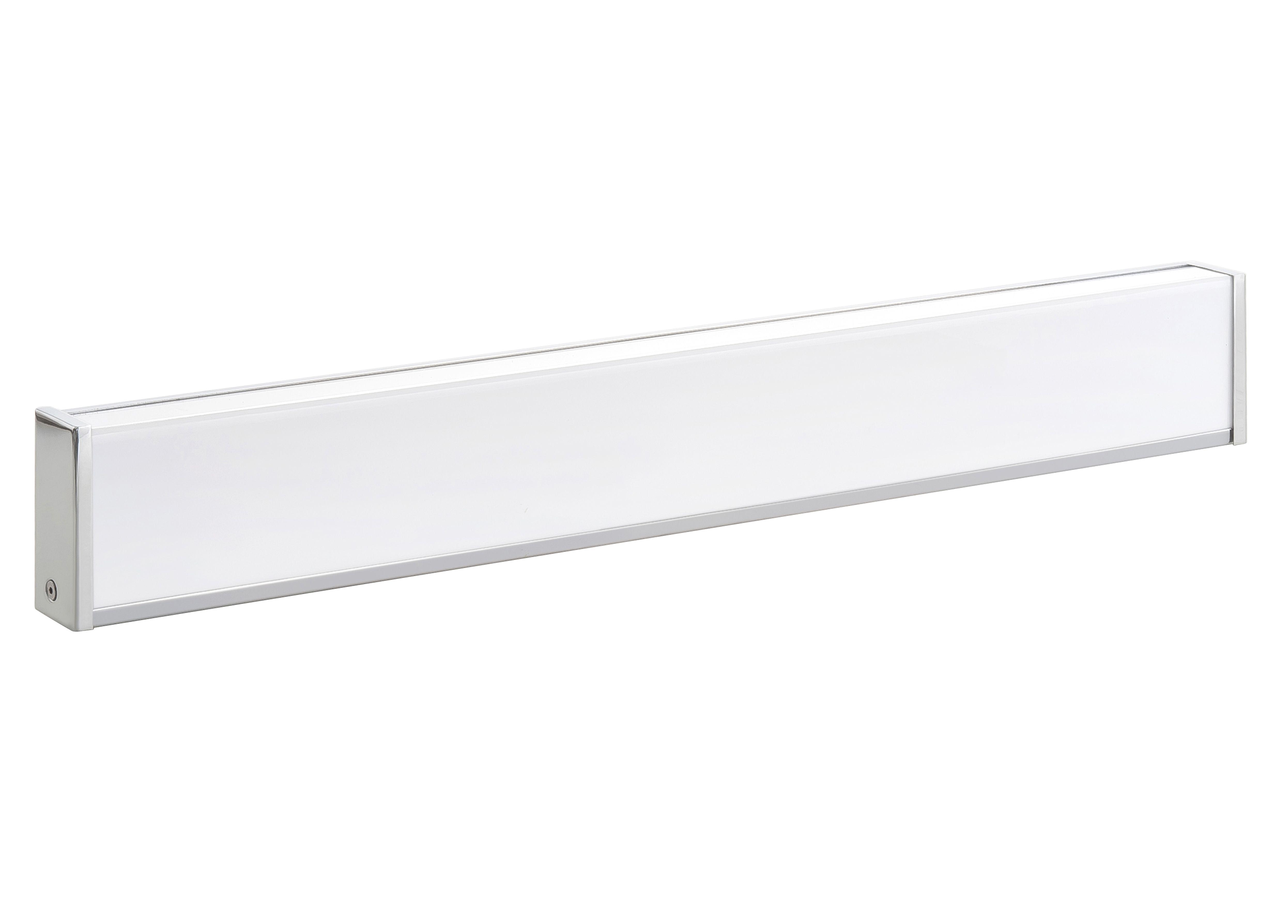 HighLight badkamer wandlamp Function 59 - chroom