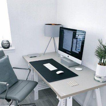 6 tips om je thuiswerkplek op te vrolijken
